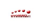 1 x voucher EvoMAG de 300 ron, 1 x voucher EvoMAG de 200 ron, 1 x voucher EvoMAG de 100 ron, 3 x stick USB de 4GB