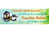 1 x smoothie maker