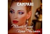 12 x sticla Campari 3L, 1 x participarea la lansarea Campari Calendar 2014 la Milano + intalnire cu Uma Thurman