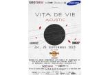 1 x invitații duble la concertul Vița de Vie