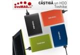 4 x memorie externa HDD extern Toshiba