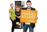 1 x 10.000 euro, 102 x 100 euro