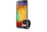 3 x smartphone Samsung Galaxy Note 3 + Samsung Gear