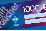 4 x voucher de 1.000 euro pentru tamplarie termoizolanta realizata din profile VEKA
