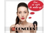 1 x curs de make-up la ABA Make-up Academy, 10 x loc limitat la seminariile de machiaj ABA Make-up Academy