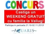 1 x weekend in Semenic pentru tine si familia ta