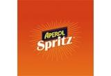 1 x set complet de preparare a unui Aperol Spritz (o sticla Aperol + o sticla Cinzano + 2 pahare)