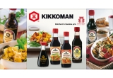 1 x pachet Kikkoman compus din 3 sosuri Kikkoman + sort de bucatarie brodat Kikkoman + manusa de bucatarie + aprinzator aragaz + carte de retete + dispenser Kikkoman