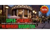 1 x sejur de 3 nopti la hotelul Kempinski Budapesta