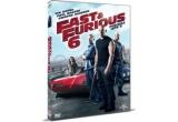 """1 x DVD cu filmul """"Fast and Furious 6"""""""