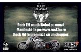 6 x chitara Squier by Fender Bullet Stratocaster HSS, 1 x Chopperul Rock FM cu motor Harley Davidson, 1 x sprijinul Rock FM pentru cea mai votata cauza