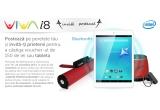 1 x tableta Allview Viva i8, instant: vouchere Allview de 150 lei pentru Viva i8