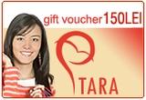 Un voucher pentru copii in valoare de 150 RON, oferit de <a href=&quot;http://www.tarafashion.ro&quot; target=&quot;_blank&quot; rel=&quot;nofollow&quot;>TaraFashion</a><br />