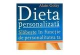 3 carti <i>&quot;Dieta personalizata - Slabeste in functie de personalitatea ta&quot;</i>, Autor: Alain Golay, <a href=&quot;http://www.all.ro&quot; target=&quot;_blank&quot; rel=&quot;nofollow&quot;>Editura All</a><br />