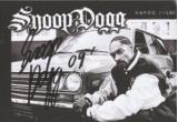 3 x album Ego Trippin cu autograf de la Snoop Dogg<br type=&quot;_moz&quot; />