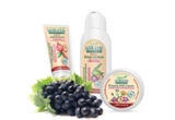 3 x set BIO Kräuter® format din crema de maini hidratanta + lotiune de corp tonifianta + crema hidratanta