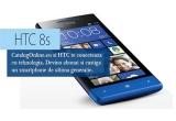 1 x smartphone HTC 8S