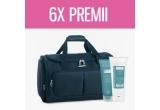 6 x set format din geanta sport RV Roncato + crema termo activa Bruno Vassari + gel reductor anticelulitic Celluli Firm Bruno Vassari