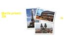1 x excursie la Roma + intrare la un obiectiv turistic, 1 x excursie la Praga + intrare la un obiectiv turistic, 1 x excursie la Paris + intrare la un obiectiv turistic, 138 x voucher Decathlon de 150 ron