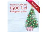 1 x Gift Card StarShinerS in valoare de 1500 Lei