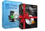 5 x licenta WinX HD Video Converter Deluxe
