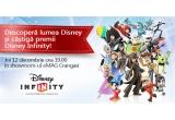 3 x Pachet de Baza Disney Infinity + Set de Personaje Interactive Disney Infinity