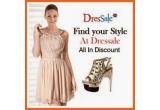 1 x rochie in valoare de pana la 200 dolari de la Dressale.com