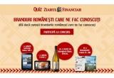 1 x tableta Samsung Galaxy Tab2, 1 x tableta Evolio Evotab 3, 10 x pachet Abonament Ziarul  Financiar + Business Magazin pentru o luna de zile, 20 x sticla de vin Sauvignon Blanc Avincis