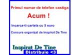 15 x cartela reincarcabila (Cosmote/ Orange/ Vodafone)