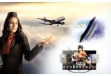 1 x weekend romantic in 2 la Roma, 1 x TV LG LED 3D cu diagonala de 80 cm, 1 x smartphone flexibil LG G FLEX