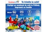 1 x weekend de schi la Paltinis impreuna cu familia