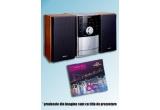 "zilnic: colectia de 3 CD-uri ""Divas & the City"", saptamanal: sistem audio Sony"