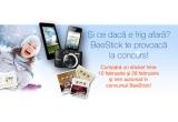 1 x tableta Asus MEMO Pad 7,1 x telefon Acer Liquid Z3 dual-sim, 1 x aparat foto digital Canon PowerShot A1400, 3 x sticker decorativ Instant Illusion 3D, 4 x Voucher sticker-decorativ.ro in valoare de 50 lei