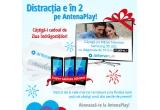 1 x Televizor Smart 3D LED Samsung 40F6400, 3 x tableta AllView, 20 x abonament gratuit de o luna
