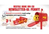 12 x voucher Penny in valoare de 100 de lei