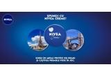 200 x produs NIVEA Creme Editie Limitata, 1 x excursie pentru 2 la Paris, 1 x excursie pentru 2 la Londra, 1 x excursie pentru 2 la Barcelona