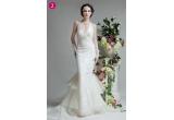1 x rochie de mireasa creata de Agnes Toma