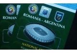 5 x doua bilete la meciul Romania-Argentina