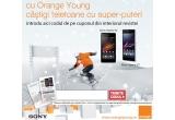 1 x smartphone Sony Xperia M, 1 x smartphone Sony Xperia Z1
