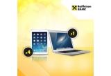 4 x iPad mini, 1 x laptop MacBook Air