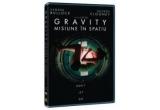 """1 x DVD cu filmul """"Gravity"""""""