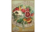 1 x Tag atlas, 1 x Catalogue of Seeds – Richard Smith & Co, 1 x Gardening Essentials, 1 x Cuier mustata