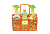 """1 x cos """"Curatel & Vesel"""" BioHAUS®, 1 x detergent lichid BioHAUS + detergent pentru vase BioHAUS, 1 x detergent lichid BioHAUS"""