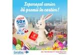 50 x voucher in valoare de 20 lei la Carrefour Vitantis