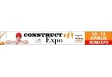 10 x doua invitatii la Construct Expo 2014