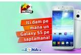 4 x smartphone Samsung Galaxy S5