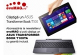 1 x tableta Asus Transformer Book