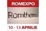 10 x doua invitatii la Romtherm 2014