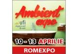 10 x doua invitatii la Ambient Expo 2014