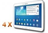 4 x tableta Samsung Galaxy Tab 3 10.1 4G + abonament Colibri 16 cu 10 GB de trafic  inclus valabil timp de 3 lun